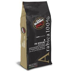 CASA DEL CAFE VERGNANO Káva zrnková Vergnano 100% Arabica 250 g