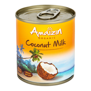 Amaizin Krém kokosový 200ml BIO