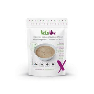 KetoMix Proteinová polévka s houbovou příchutí 10 porcí 250 g