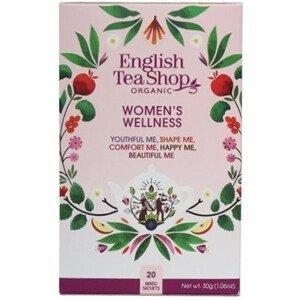 English Tea Shop MIX dámský Wellness, BIO 20 sáčků