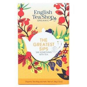 English Tea Shop MIX ty nejlepší doušky, BIO 20 sáčků