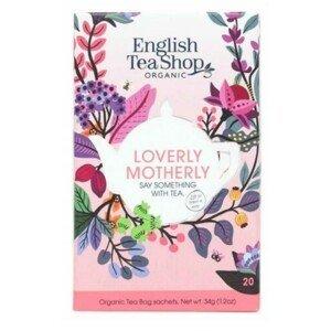 English Tea Shop MIX jako od maminky, BIO 20 sáčků