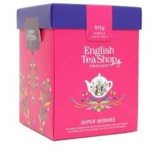 English Tea Shop Super ovocný čaj sypaný bio 80 g