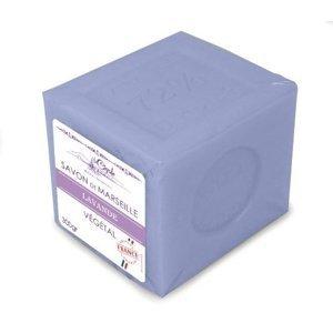 """La Cigale Marseillské mýdlo """"Cube"""" – Levandule 300 g"""