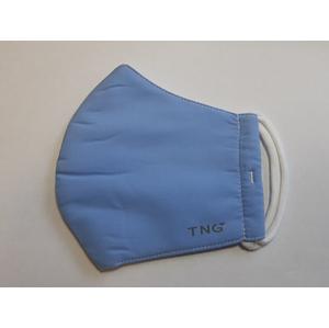 Pharma Activ Rouška textilní 3 - vrstvá vel. L modrá