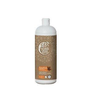Tierra Verde Kaštanový šampon pro posílení vlasů s vůní pomeranče 1 l