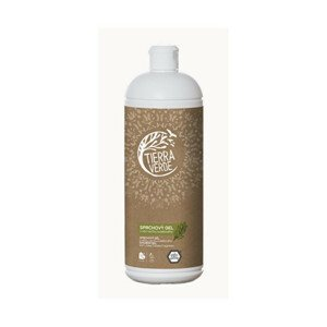 Tierra Verde Osvěžující sprchový gel s vůní vavřínu kubébového 1 l