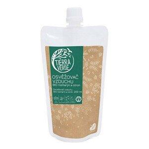 Tierra Verde Osvěžovač vzduchu – BIO rozmarýn a citron - náhradní náplň 200 ml