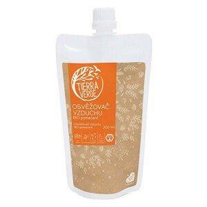 Tierra Verde Osvěžovač vzduchu – BIO pomeranč - náhradní náplň 200 ml
