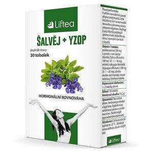 Liftea Šalvěj + yzop 30 tobolek