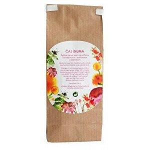 Bilegria INUMA bylinná čajová směs na podporu imunity s echinaceou a rakytníkem 50 g