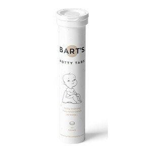 Bart`s POTTY TABS -  Tablety do nočníku, 20 ks