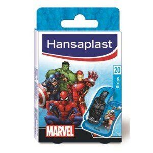 Hansaplast Marvel náplast 20 ks