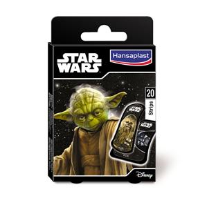Hansaplast Star Wars náplast 20 ks