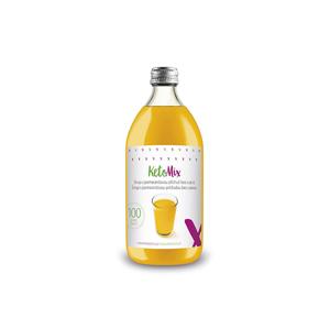 KetoMix Sirup s pomerančovou příchutí bez cukru (100 porcí)