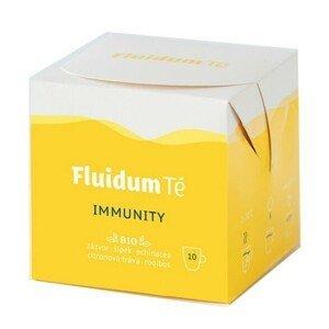 FLUIDUM TÉ Immunity BIO 10 x 10 ml
