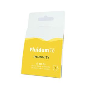 FLUIDUM TÉ Immunity BIO 2 x 10 ml