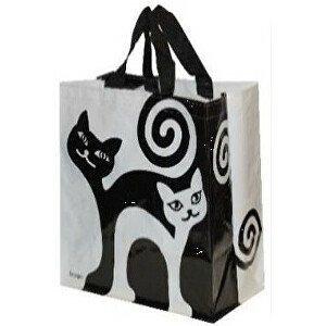 KPPS Taška lamino 24 l černobílé kočky