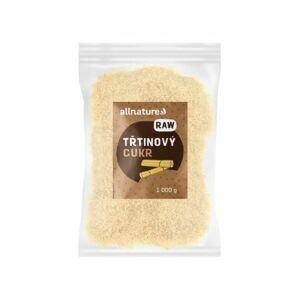 Allnature Třtinový cukr RAW nerafinovaný 1 000 g