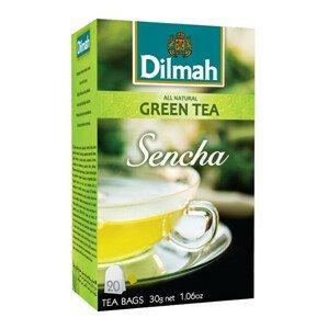 Dilmah Čaj zelený Sencha 20 ks