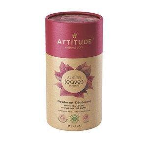 ATTITUDE Přírodní tuhý deodorant  SUPER LEAVES  - listy bílého čaje  85 g
