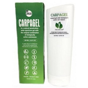 For long life Carpagel 200 ml