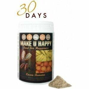 For long life Make u happy - Kakao-Banán 250 g