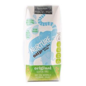 Nurture Oatie Dairy Free Drink Original 200 ml