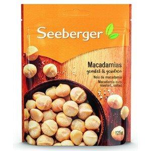 Seeberger Makadamové ořechy pražené a solené 125 g