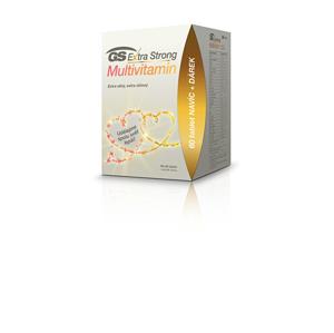 GreenSwan GS Extra Strong Multivitamin tbl. 60+60 edice 2020