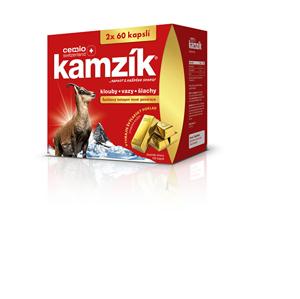 Cemio Cemio Kamzík cps. 120 dárek 2020