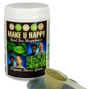 For long life Make u happy - Green Bases 250 g