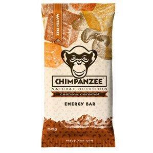 Chimpanzee Enery bar Cashew Caramel 55 g