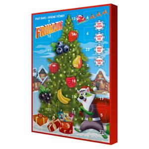 FRUKVIK Adventní kalendář Frukvik 250 g