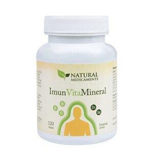Natural Medicaments Imun VitaMineral 120 tablet