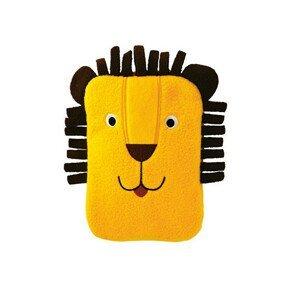 Hugo-Frosch Dětský termofor Classic MINI s motivem lvíčka - fleecový