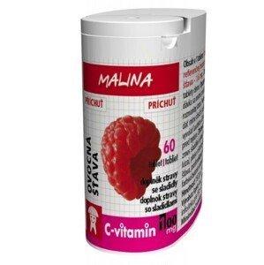 Rapeto C Vitamin Malina 60 tablet