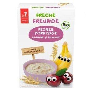 Freche Freunde BIO Kaše Švestka a banán 200 g