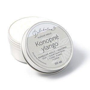 Delibutus Konopné Ylango 50 ml