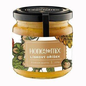 HoneyMix Med s lískovým oříškem 230 g