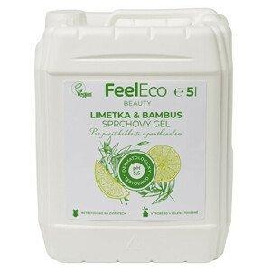 Feel Eco Sprchový gel limetka & bambus 5 l