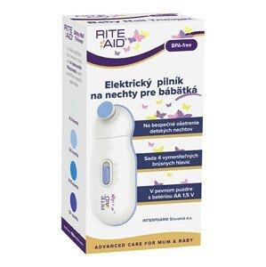 RiteAid RiteAid Elektrický pilník na nehty pro miminka
