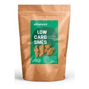 Allnature Low carb směs na semínkové krekry 230 g