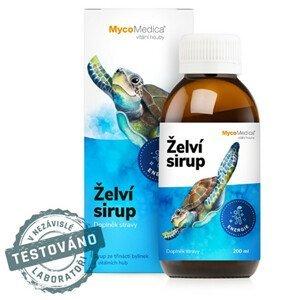MycoMedica Želví sirup 200 ml
