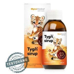 MycoMedica Tygří sirup 200 ml