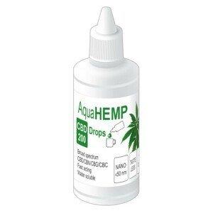 OVONEX AquaHEMP DROPS broad spectrum - 50 ml CBD 200