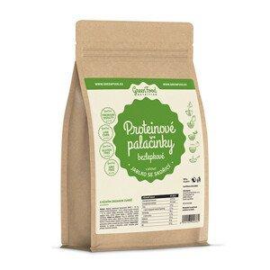 GreenFood Nutrition Proteinové palačinky bezlepkové jablko se skořicí 500 g