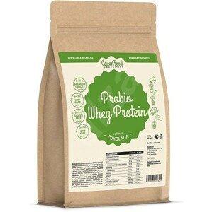 GreenFood Nutrition GF Probio Whey protein příchuť čokoláda 750 g