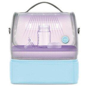 59S 59S UV-C Univerzální sterilizační taška s odděleným úložným prostorem P14 - blue