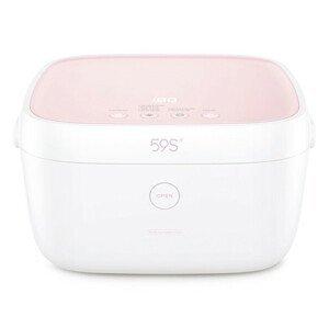 59S 59S UV-C Multifunkčí sterilizační box T5 bateriový - Pink
